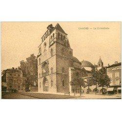 carte postale ancienne 46 CAHORS. La Cathédrale