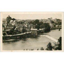 carte postale ancienne 46 CAHORS. Moulin de Coty 1949