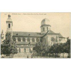 carte postale ancienne 46 FIGEAC. Eglise Notre-Dame du Puy