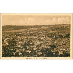 carte postale ancienne 46 FIGEAC. Vue générale