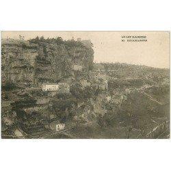carte postale ancienne 46 ROCAMADOUR. 1904