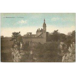 carte postale ancienne 46 ROCAMADOUR. Le Château