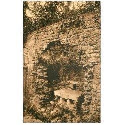 carte postale ancienne 17 BROUAGE. Chapelle dans la Pierre. Aunis et Saintonge. Edition Etourneau