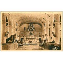 carte postale ancienne 17 BROUAGE. Eglise. Aunis et Saintonge. Editions Bergevin