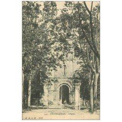 carte postale ancienne 17 CHATELAILLON. L'Eglise