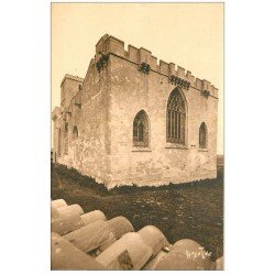 carte postale ancienne 17 ESNANDES. L'Eglise. Edition Bergevin