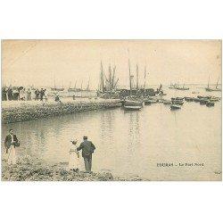 carte postale ancienne 17 FOURAS-LES-BAINS. Le Port Nord
