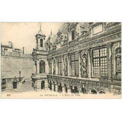 carte postale ancienne 17 LA ROCHELLE. L'Hôtel de Ville. 309