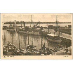 carte postale ancienne 17 ROYAN. Le Port n° 309