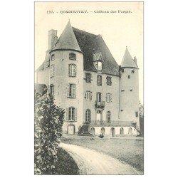carte postale ancienne 03 COMMENTRY. Château des Forges