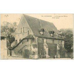 carte postale ancienne 18 BOURGES. La Grange des Dîmes 1926 petite animation