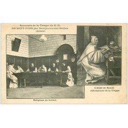 carte postale ancienne 03 DOMPIERRE-SUR-BESBRE. Sept-Fons. lecture et Rancé