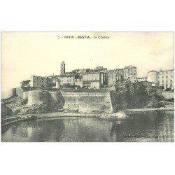 carte postale ancienne 20 BASTIA. La Citadelle n°7