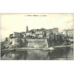 carte postale ancienne 20 BASTIA. La Citadelle n°7 bis