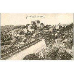 carte postale ancienne 20 CORSE. Morsiglia