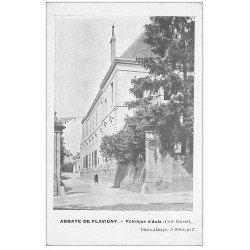carte postale ancienne 21 ABBAYE DE FLAVIGNY. Fabrique d'Anis