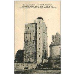 carte postale ancienne 03 HURIEL. La Toque