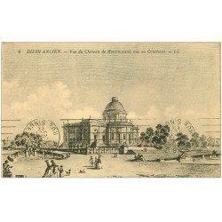 carte postale ancienne 21 DIJON Ancien. Vue du Château de Montmusard au Couchant 1933