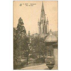 carte postale ancienne 21 DIJON. Echauguette Place des Ducs