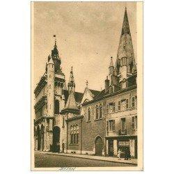 carte postale ancienne 21 DIJON. Eglise Notre-Dame n°14