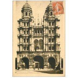 carte postale ancienne 21 DIJON. Eglise Saint-Bénigne 1936 (II)