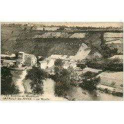 carte postale ancienne 03 LAVAULT-SAINTE-ANNE. Le Moulin