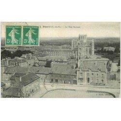 carte postale ancienne 22 BEGARD. Le Bon Sauveur vers 1920...