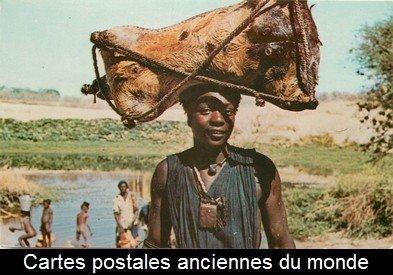 cartes postales anciennes du monde