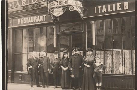 carte postale ancienne Paris